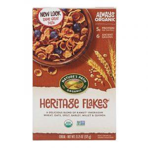 CEREAL HERITAGE FLAKES 375 GR