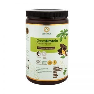 Green protein caco power 600 gr Aquasolar