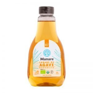 AGAVE CLARO ORG 660 GR MANARE