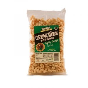 QRUNCHIES QUINOA ARROZ LIGHTLY FROSTED 100 GR